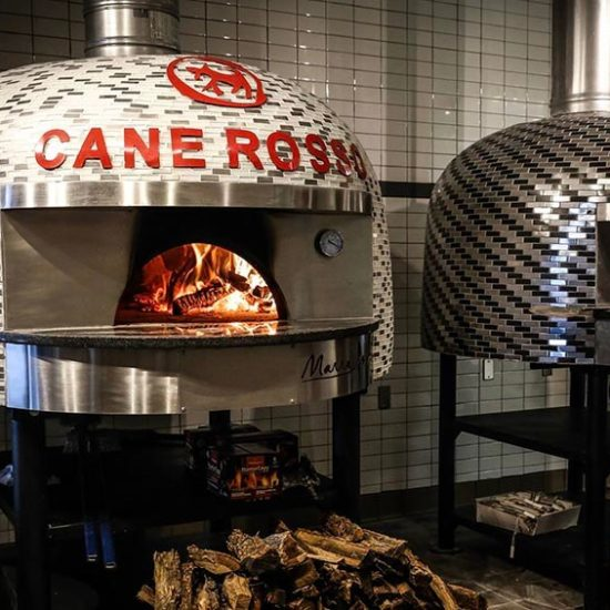 Marra Forni Neapolitan Brick Oven Client Carne Rosso 2 Wood-burning Ovens