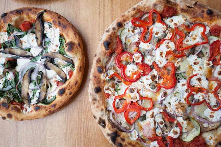 Marra Forni Neapolitan Brick Oven Client Pizzeria Paradiso Tasty Pizza