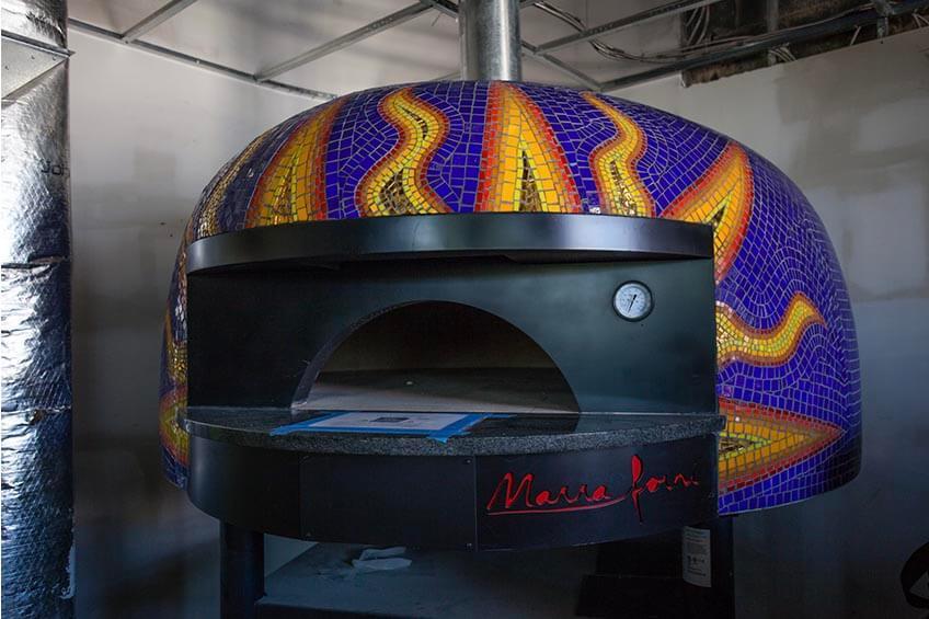 Marra Forni Neapolitan Brick Oven Client Pizzeria Paradiso