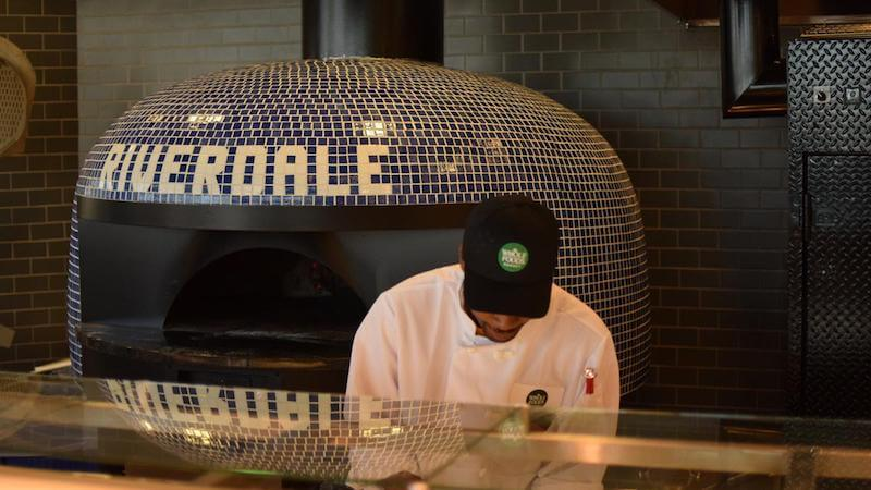 Whole Foods Riverdale, MD brick oven