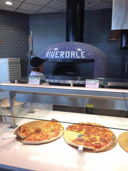Whole Foods Riverdale MD brick oven