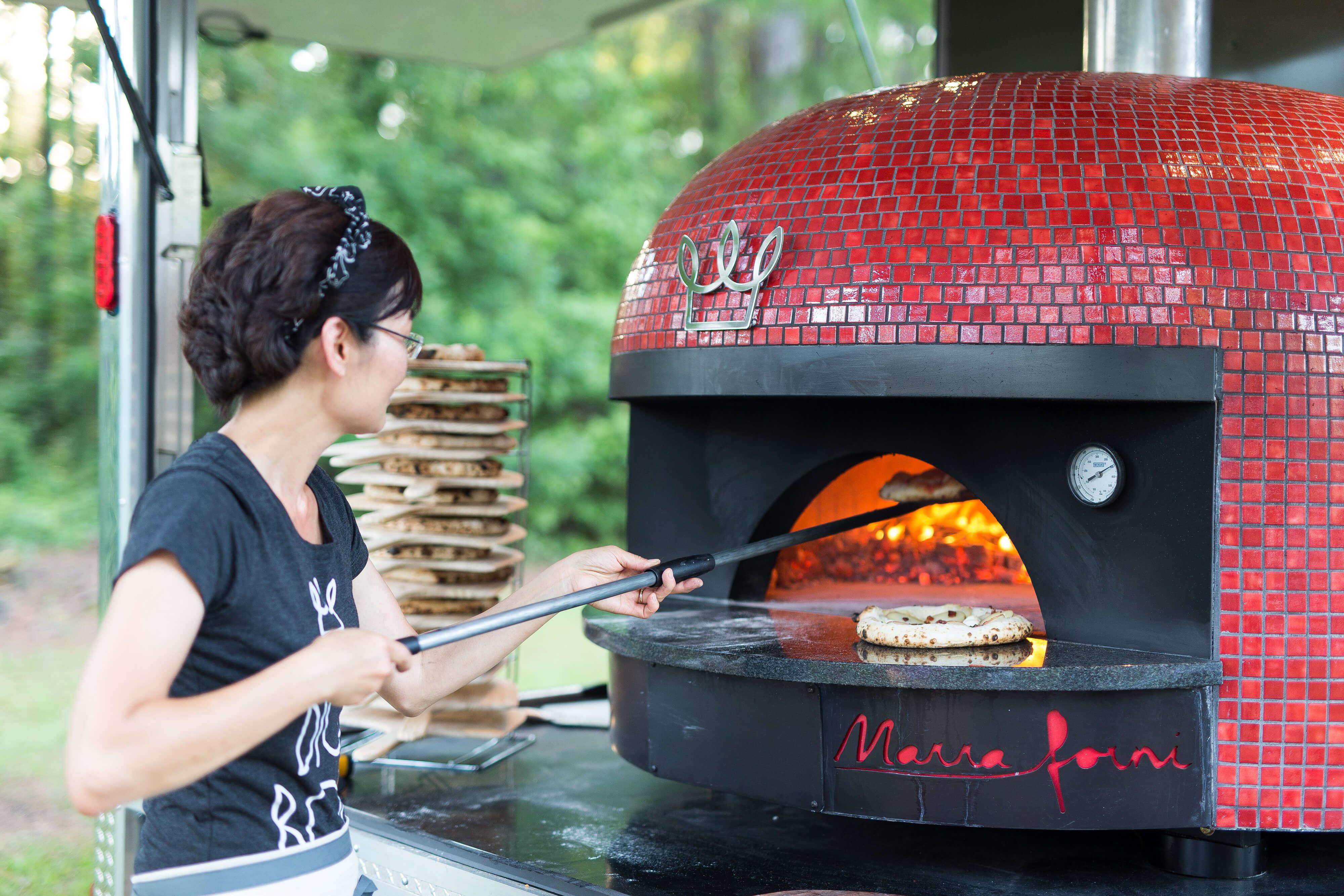 Marra Forni Authentic American Engineered Italian Brick Ovens