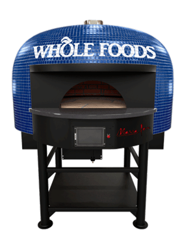 WholeFoods Rotator Brick Oven
